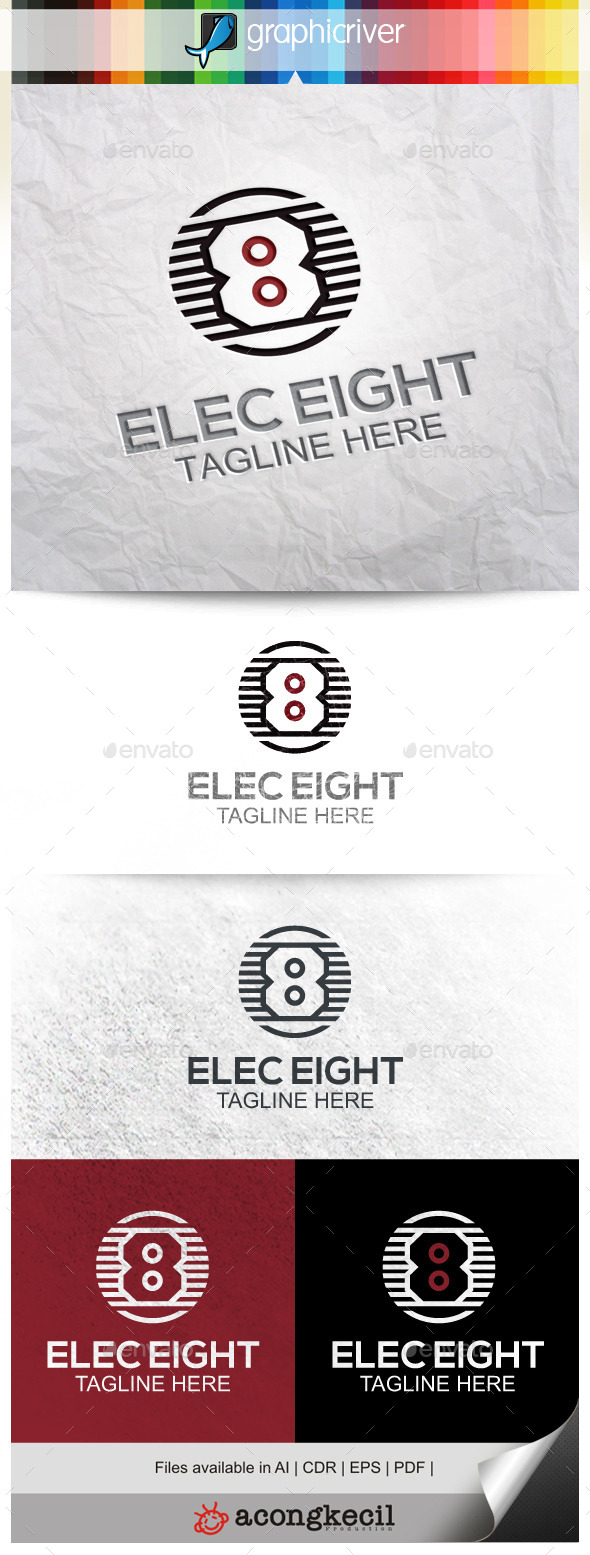 GraphicRiver Elec Eight V.3 9985934