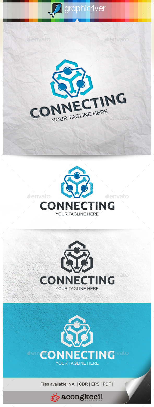 GraphicRiver Connecting V.2 9986366
