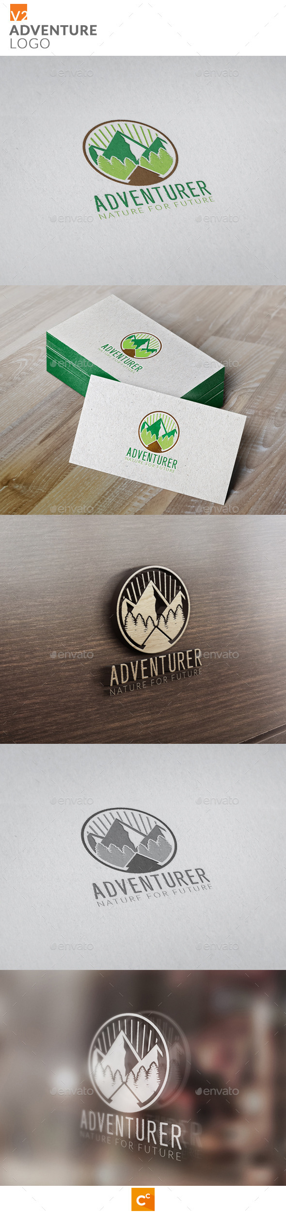 GraphicRiver Adventure Logo v2 9986369