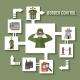 Border Guard Icon Flat - GraphicRiver Item for Sale