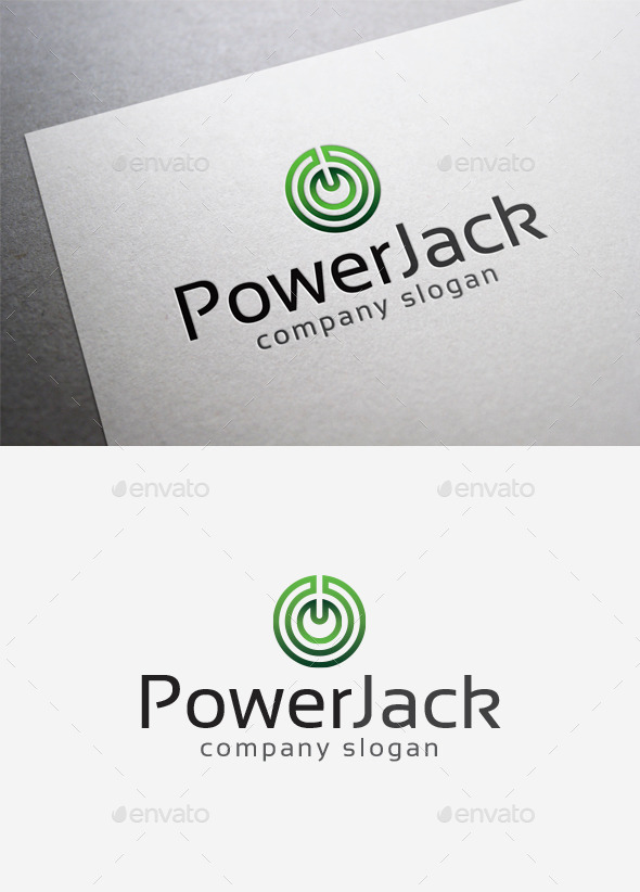 Power Jack Logo