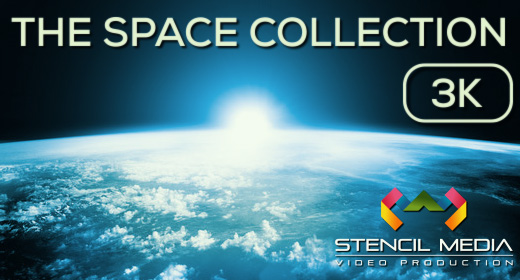 The Space Collection - 3K