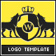 Royal Wolf Logo Template - GraphicRiver Item for Sale