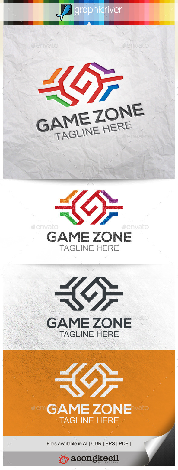 GraphicRiver Game Zone 9989926