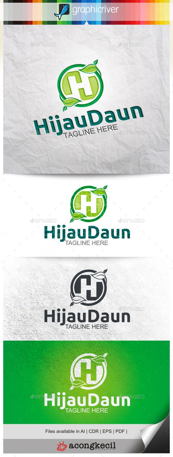 GraphicRiver Hijau Daun 9989938