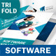 IT – Software Trifold Brochure - GraphicRiver Item for Sale