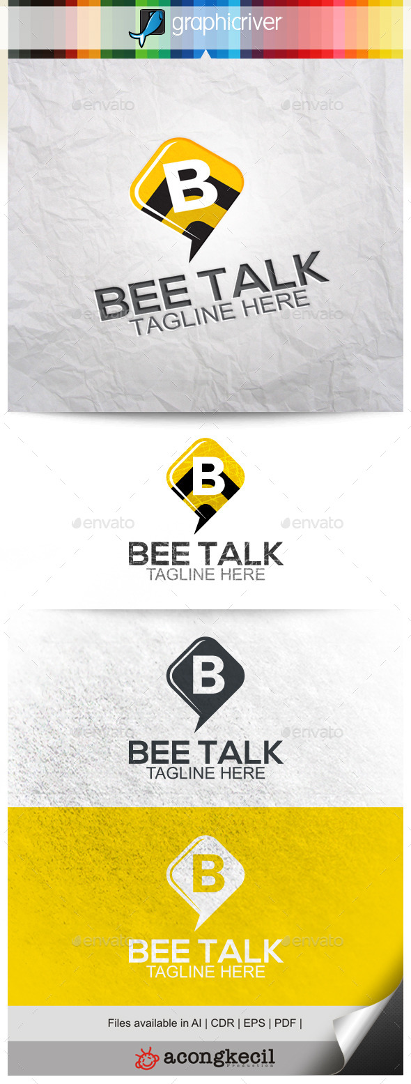 GraphicRiver Bee Talk 9990069
