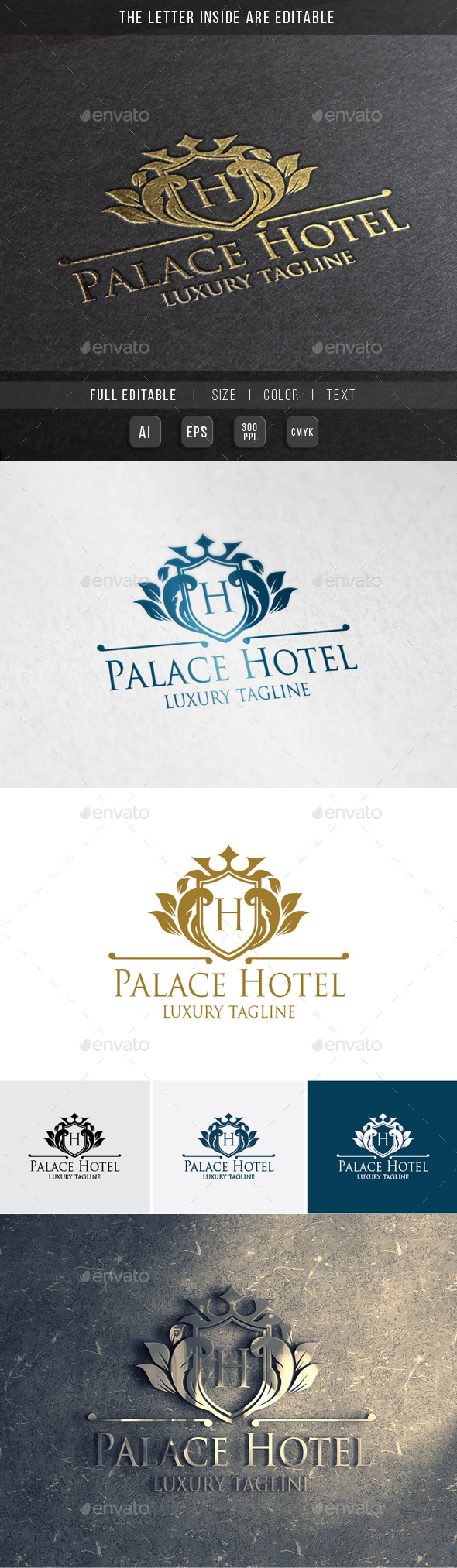GraphicRiver Royal Palace Luxury Hotel 9990360