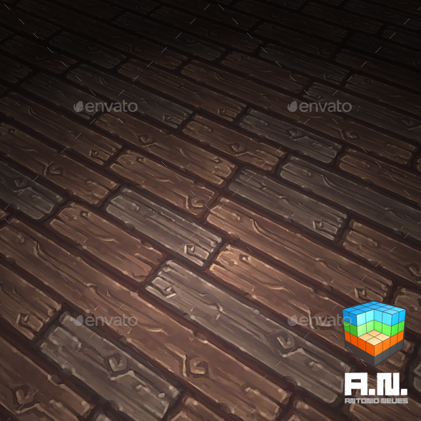 Wood texture floor_06 - 3DOcean Item for Sale