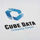 Cube Data Logo - GraphicRiver Item for Sale