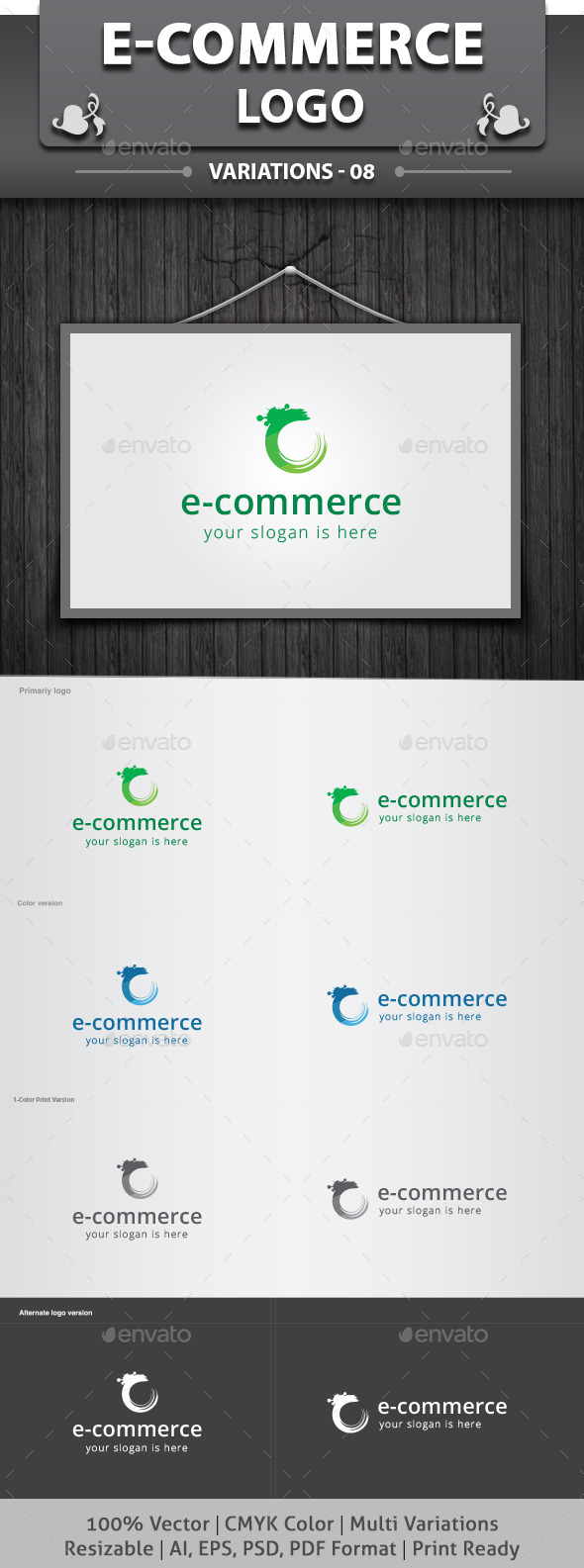 E-Commerce Logo