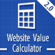 Website Value Calculator 2.0 - CodeCanyon Item for Sale