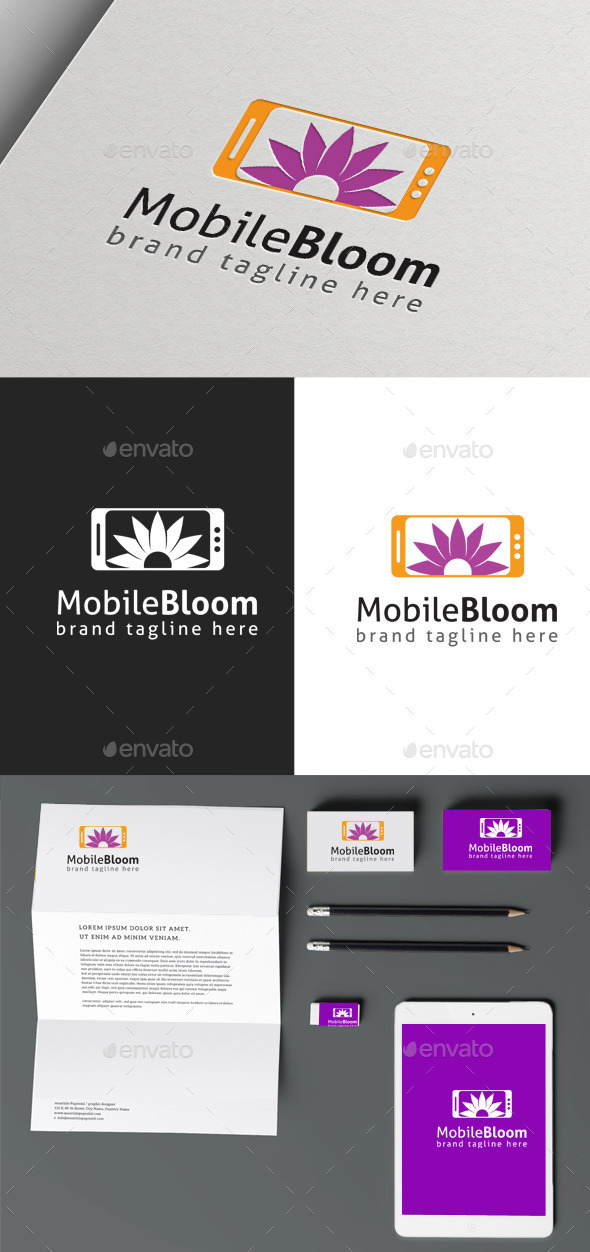 GraphicRiver Mobile Bloom 9963513