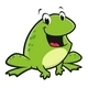 Cartoon Funny Frog - GraphicRiver Item for Sale