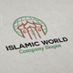 Islamic World Logo - GraphicRiver Item for Sale