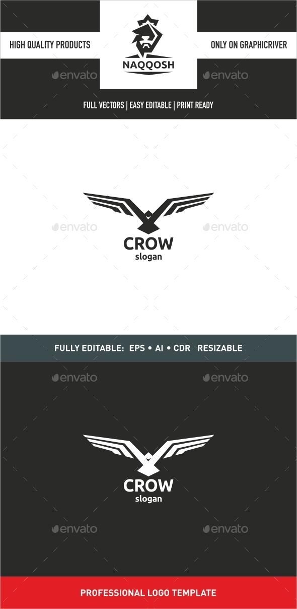 GraphicRiver Crow 9991992