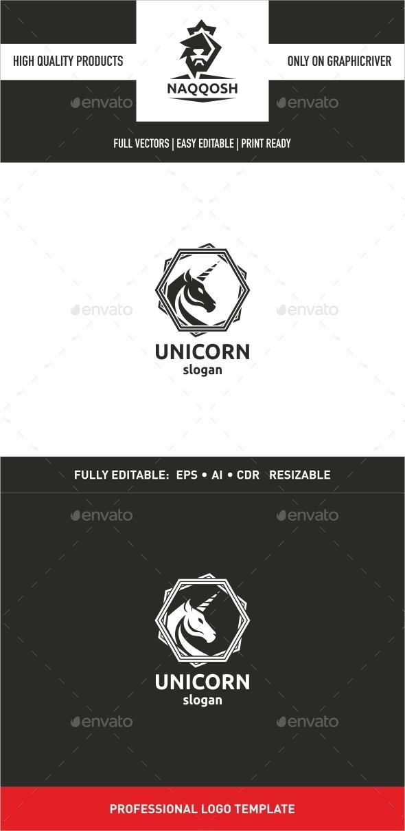GraphicRiver Unicorn 9992155