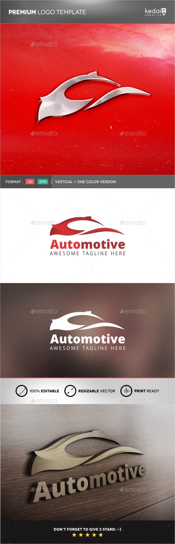 GraphicRiver Automotive 9992294