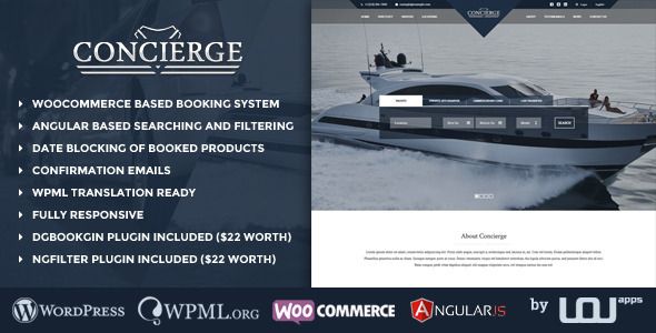 ThemeForest Concierge Luxury Lifestyle Services 9911167