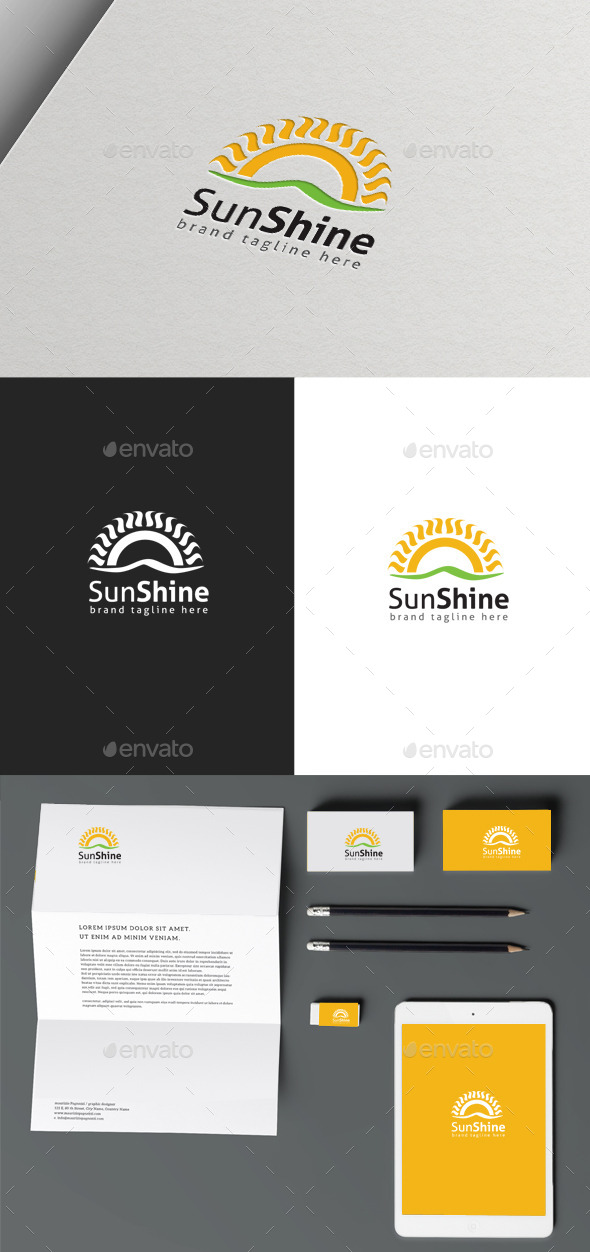 GraphicRiver Sun Shine 9992532