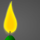 Candle Flame Animation - ActiveDen Item for Sale