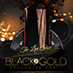 Black and Gold - GraphicRiver Item for Sale