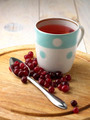 cranberry tea - PhotoDune Item for Sale
