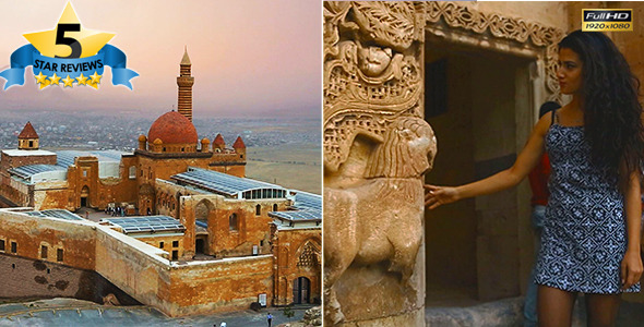 Historic Palace Turkey