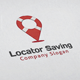 Locator Saving Logo - GraphicRiver Item for Sale
