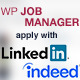 WP Job Manager - ApplyWith LinkedIn or Indeed
