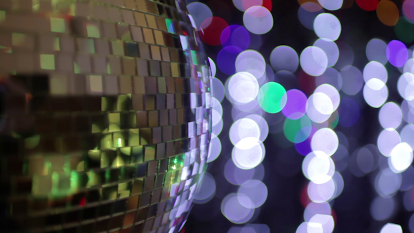 Disco Ball Light Effect 8