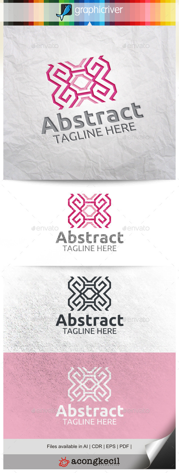 GraphicRiver Abstract Symbol V.5 9994203