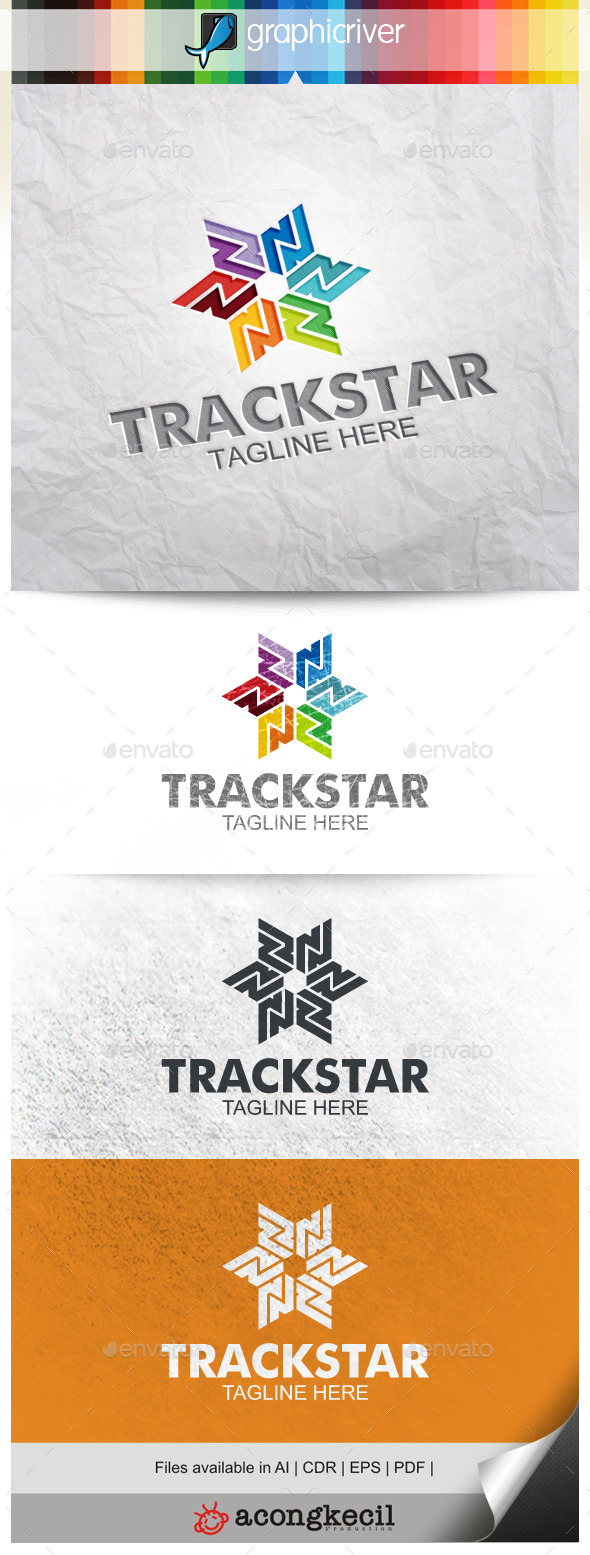 GraphicRiver Track Star V.10 9994232