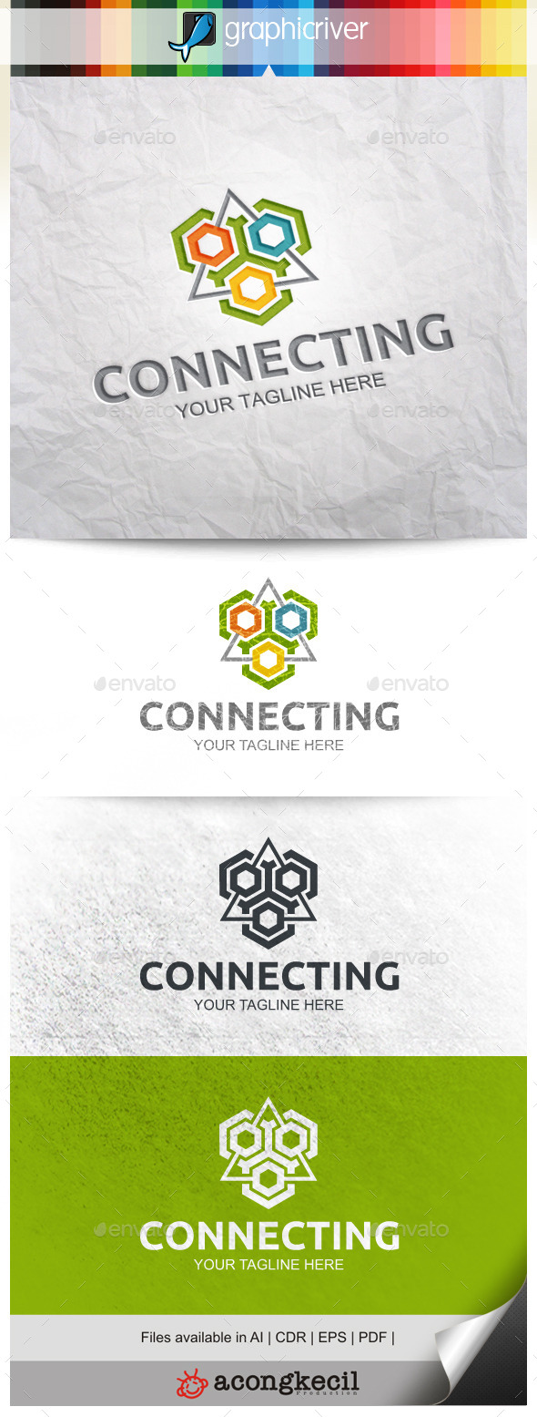 GraphicRiver Connecting V.3 9994274