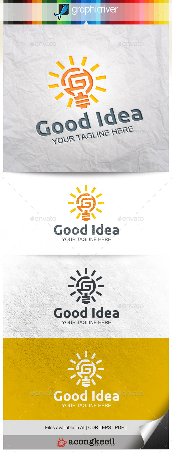 GraphicRiver Good Idea 9994302