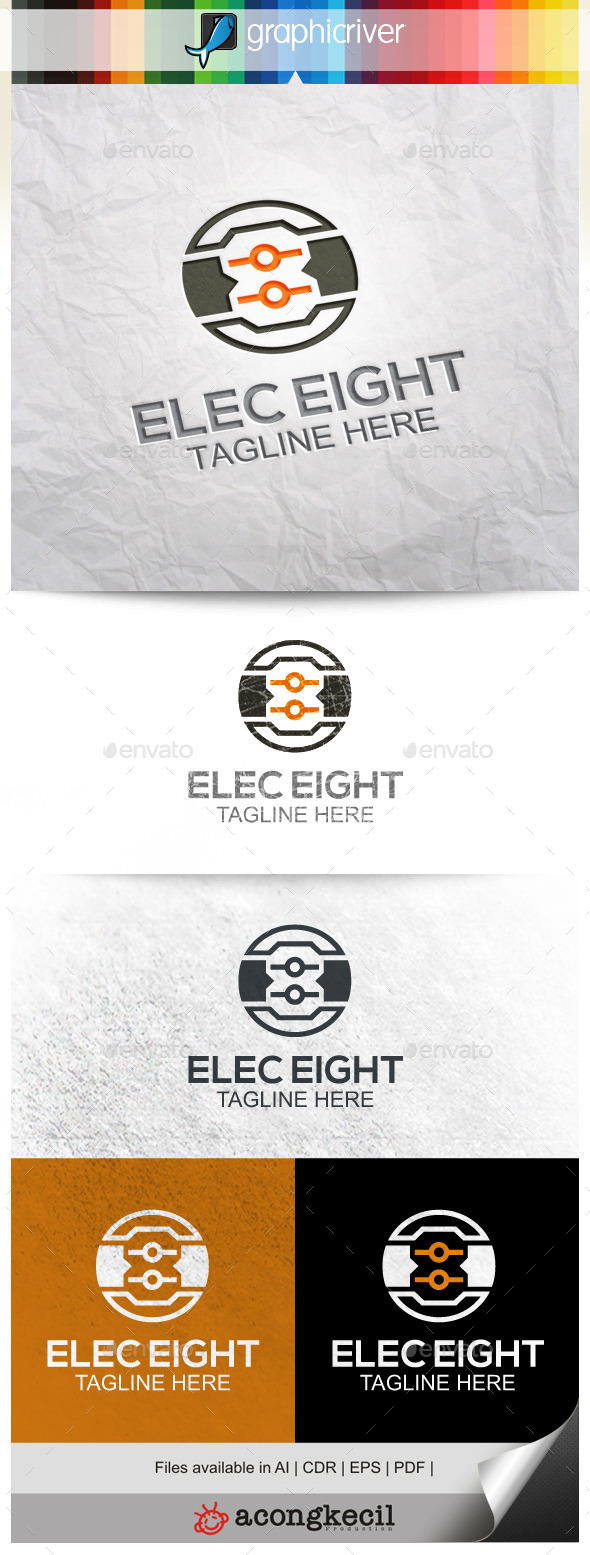 GraphicRiver Elec Eight V.4 9994436