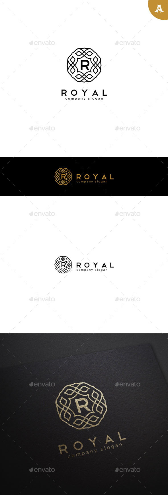 GraphicRiver Royal Logo 9994448