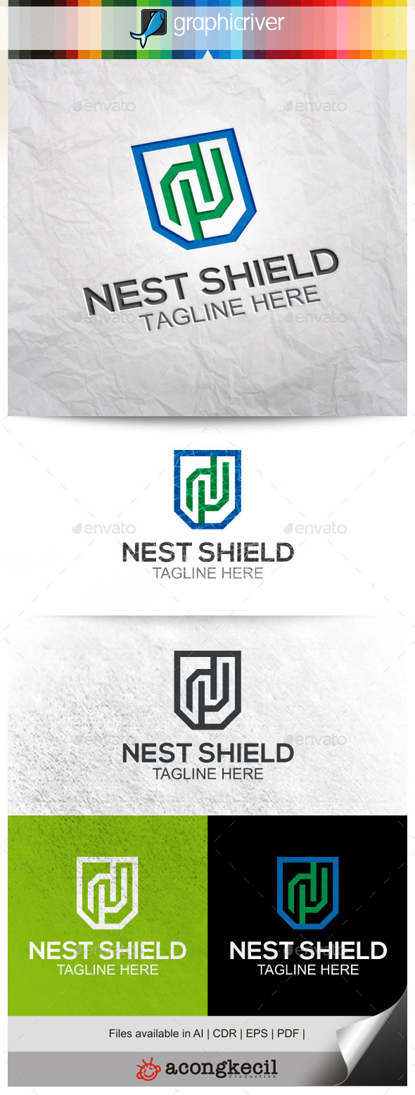GraphicRiver Nest Shield 9994450