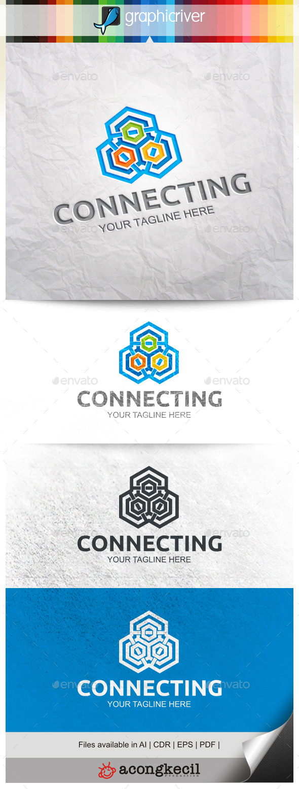 GraphicRiver Connecting V.4 9994486