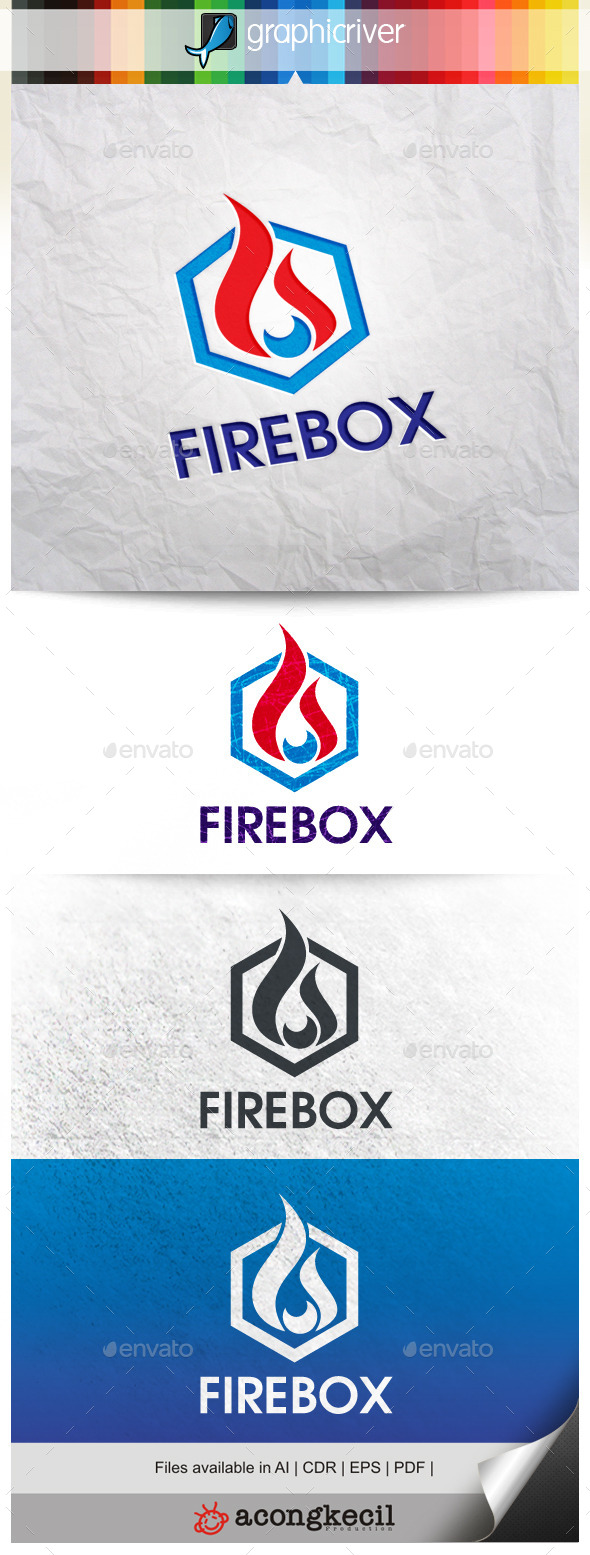 GraphicRiver Fire Box V.2 9994520