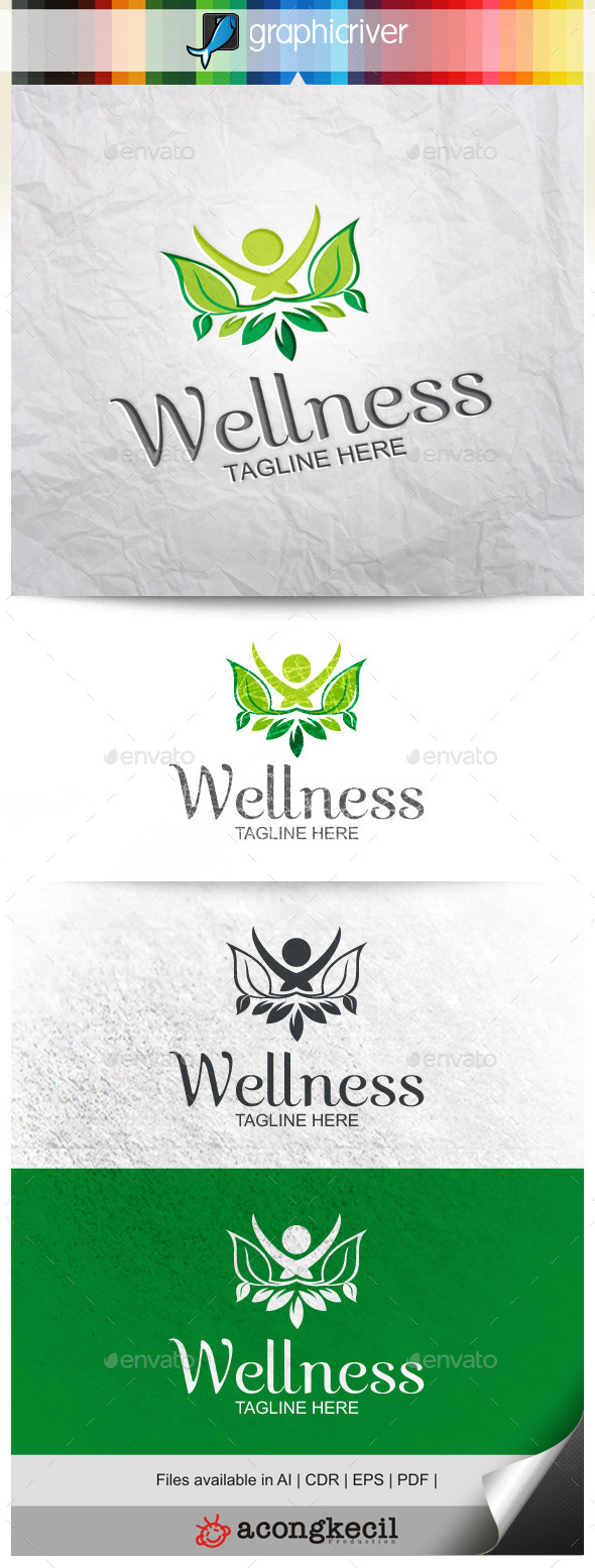 GraphicRiver Wellness V.2 9994591