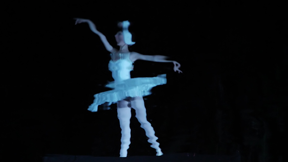 Lake Ballet Classic Dancer 9
