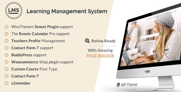 LMS | Responsive Learning Management System