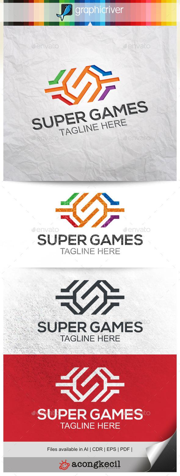 GraphicRiver Super Games 9994742
