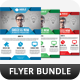 Modern Corporate Flyer Pack Vol 12 - GraphicRiver Item for Sale