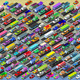 Isometric Cars, Buses, Trucks and Vans Collection - GraphicRiver Item for Sale