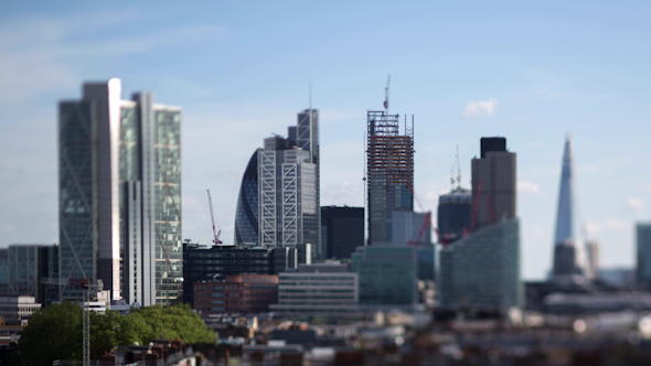 London City Tilt Shift 02