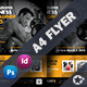 Fitness Center Flyer Templates - GraphicRiver Item for Sale
