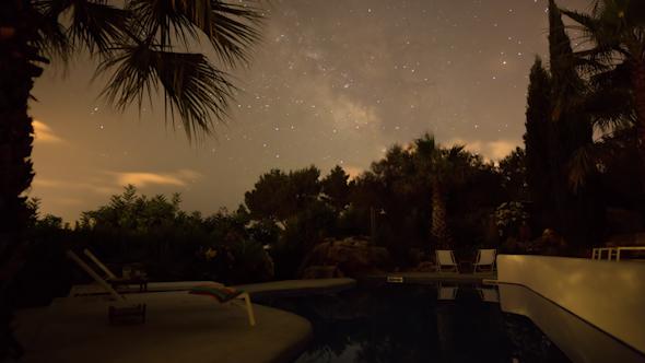 Luxury Private Swimming Pool Stars 2