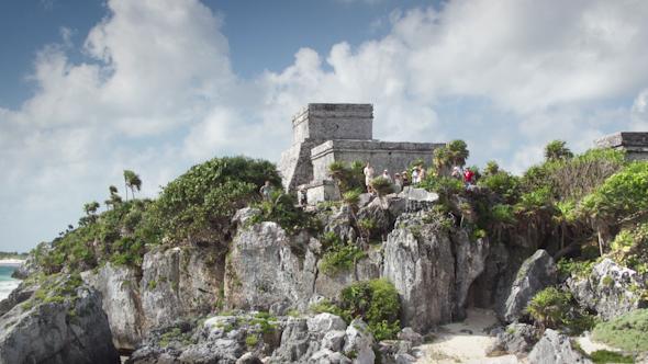 Mayan Ruins Mexico Tulum 8